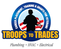 troops to trade logo